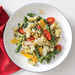 Spinach-Artichoke Pasta with Vegetables Recipe