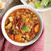 Root Vegetable Minestrone with Bacon Recipe