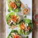 Spicy-Sweet Chicken Lettuce Cups Recipe