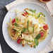 Fettuccine with Squash Ribbons Recipe