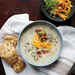Loaded Mashed Potato Soup