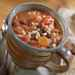 Spicy Black-and-Red Bean Soup
