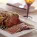 Beef Tenderloin with Horseradish-and-Roasted Garlic Crust Recipe
