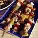 Tequila-Lime Seafood Kebabs Recipe
