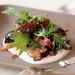 Grilled Fig, Prosciutto, and Chèvre Salad Recipe