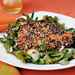 Sesame-crusted Mahi Mahi with Cucumber-Watercress Salad Recipe