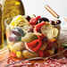 Marinated Peppers, Artichokes, and Olives Recipe