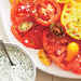 Heirloom Tomatoes with Buttermilk Dressing Recipe