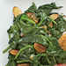 Sautéed Spinach with Almonds and Raisins Recipe