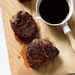 Bison Steaks with Fig-Balsamic Sauce Recipe