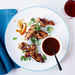 Chicken Wings with Molasses Barbecue Sauce Recipe