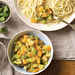 Angel Hair with Green-and-Yellow-Tomato Sauce Recipe