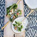 Bacon-and-Romaine Skewers with Blue Cheese Dressing Recipe