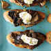 Wild Mushroom and Burrata Bruschetta Recipe