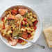 Cavatappi with Salmon and Wilted Fennel Recipe