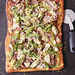 Artichoke and Arugula Pizza with Prosciutto Recipe