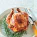 Rosemary-Brined Rotisserie Chicken