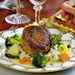 Grilled Pork Chops with Garlic Mashed Potatoes Recipe