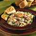Cajun Shrimp and Andouille Alfredo Sauce Over Pasta Recipe