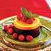 Orange 'n' Jellied Cranberry Sauce Stacks Recipe