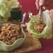 Crispy Ginger-and-Garlic Asian Turkey Lettuce Wraps Recipe