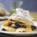 Southern Peach-and-Blueberry Shortcakes Recipe