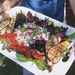Herbed Salad With Grilled Balsamic Vegetables Recipe