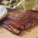 Grilled Flank Steak With Guacamole Sauce Recipe