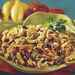 Vegetable-Bacon Noodle Toss Recipe