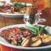 Grilled Steak and Potatoes With Red Onion Relish Recipe