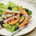 Grilled Chicken Salad with Raspberry-Tarragon Dressing Recipe