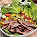 Grilled Steak-and-Ratatouille Salad with Basil-Garlic Vinaigrette Recipe