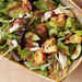 Turkey Salad with Cranberry Dressing Recipe