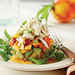 Crab Salad with Peaches and Avocados Recipe