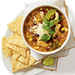 Chicken-and-Three-Bean Chili Verde Recipe