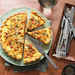 Roasted Sweet Potato-and-Onion Tart Recipe