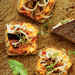 Open-Faced Sweet Potato-Mushroom Sandwiches Recipe