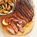 Seared Steak with Potato-Artichoke Hash Recipe