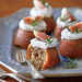 Buttermilk-Glazed Mini Fig Cakes with Vanilla Hard Sauce Recipe