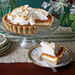 Pumpkin Cheesecake Tart with Honey Swiss Meringue Recipe