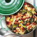 Chicken-and-Collards Pilau Recipe