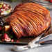Cracklin'-Fresh Picnic Ham with Apple-Cranberry-Pomegranate Salsa Recipe