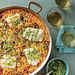 Skillet Orzo with Fish and Herbs Recipe