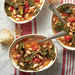 Braised Beans with Collard Greens and Ham Recipe
