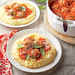 Meatballs with Tomato Ragu and Creamy Polenta Recipe