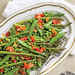 Asparagus with Red Pepper Chowchow Recipe