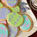 Easter-Egg Shortbread Cookies Recipe