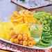 Composed Fruit Salad with Ginger-Lime Syrup Recipe