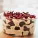 Chocolate-Caramel Trifle with Raspberries Recipe