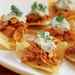 Roast Chicken-Chipotle Nachos with Cilantro-Avocado Crema Recipe